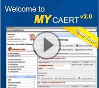 Take a Tour | MyCAERT, CAERT Inc.